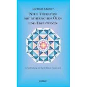 Buch - Neue Therapien mit ätherischen Ölen