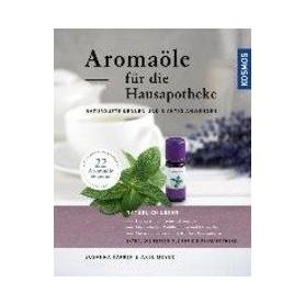 Buch - Aromaöle für die Hausapotheke