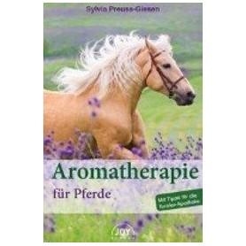 Buch - Aromatherapie für Pferde