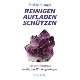 Buch - Reinigen-Aufladen-Schützen