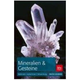 Buch - Mineralien und Gesteine