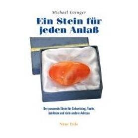 Buch - Ein Stein für jeden Anlass