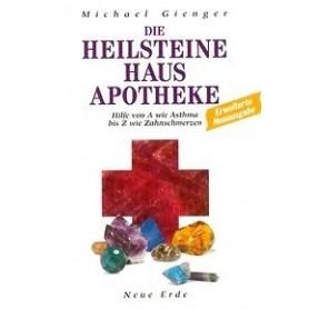Buch - Die Heilsteine Hausapotheke
