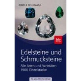 Buch - Edelsteine und Schmucksteine