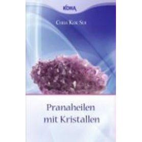 Buch - Pranaheilen mit Kristallen