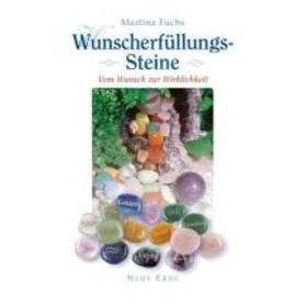 Buch - Wunscherfüllungs-Steine