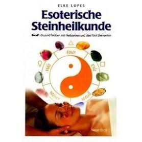Buch - Esoterische Steinheilkunde