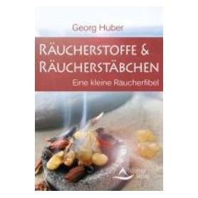Buch -  Räucherstoffe & Räucherstäbchen