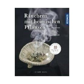 Buch -  Räuchern mit heimischen Pflanzen