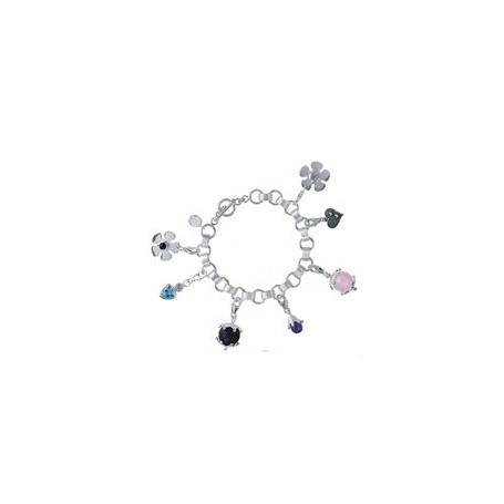 Armband für Charms -Rondo Octo-, 19cm