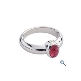 Ring rosa Turmalin