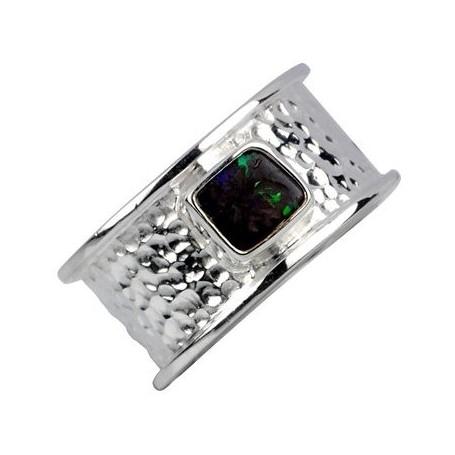 Ring Boulder-Opal