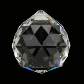 Regenbogen-Kristalle Kugel AAA Qualität 4cm