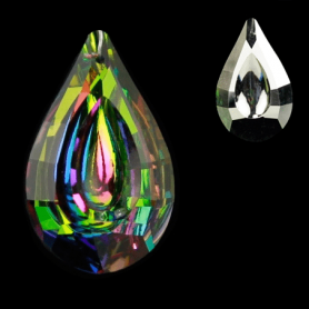 Regenbogen-Kristalle Bindi multicolor AAA Qualität