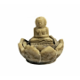 Räucherstäbchenhalter Buddha Speckstein