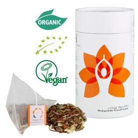 Solaris Biologischer Tee: Sakralchakra