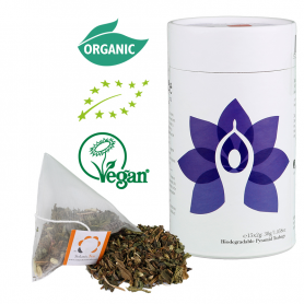 Solaris Biologischer Tee: Stirnchakra