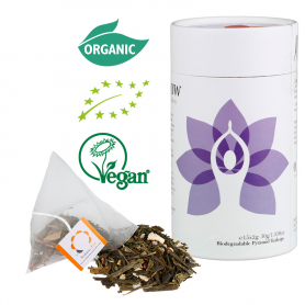 Solaris Biologischer Tee: Kronenchakra