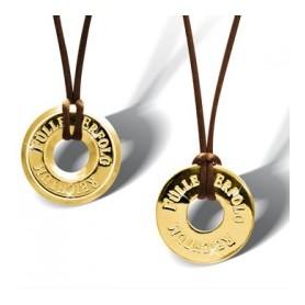 Gabriele Iazzetta - Feng-Shui-Glücksmünze in Bronze