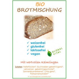 Keimkraft.at - BIO BROTMISCHUNG