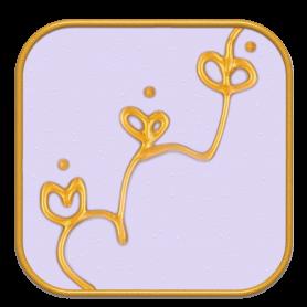 "Ingrid Auer - Schutzpatron-Symbol ""Felicitas"""