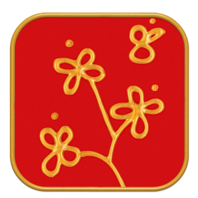 """Ingrid Auer - Schutzpatron-Symbol """"Mathilda"""""""