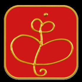 "Ingrid Auer - Schutzpatron-Symbol ""Nikolaus"""