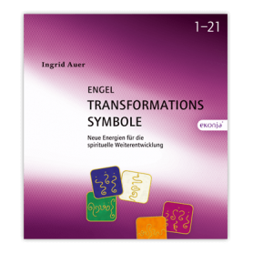 "Ingrid Auer - Buch ""Engel-Transformationssymbole"""