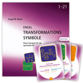 "Ingrid Auer - Buchset ""Engel-Transformationssymbole"""