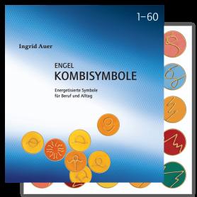 """Ingrid Auer - Buchset """"Engel-Kombisymbole"""""""