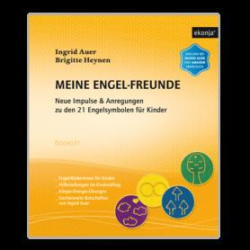 """Ingrid Auer - Booklet """"Meine Engelfreunde"""""""