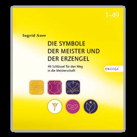"""Ingrid Auer - Buch """"Die Symbole der Meister und Erzengel"""""""