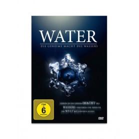VitaJuwel  Dvd: Water - Die Geheime Macht Des Wassers (Jang)