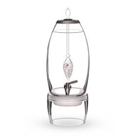 VitaJuwel Wasserspender Grande inkl. Edelsteinphiole - Wasserstab Diamonds