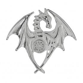 Anhänger Wächter-Drache Silber, 3,4cm
