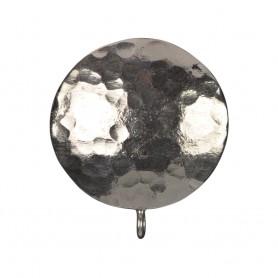 Anhänger für Wechselkomponenten, 3,0cm, Silber rhodiniert
