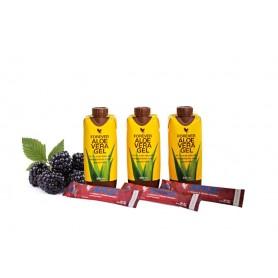 Forever - 330ml Forever Aloe Vera Gel™ & Argi+® Tripack