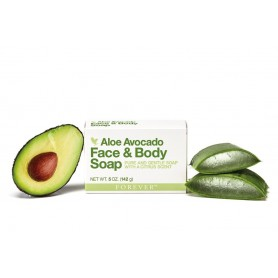 Forever - Aloe Avocado Face & Body Soap