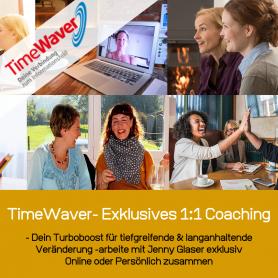 TimeWaver 1:1 Coaching - 3 Session