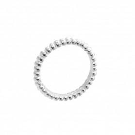Gabriele Iazzetta - Liebes-Energie-Ring ohne Stein - SILBER