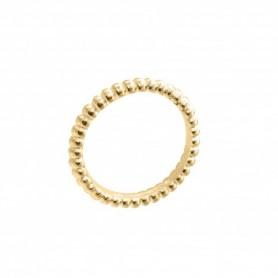 Gabriele Iazzetta - Liebes-Energie-Ring ohne Stein - GOLD