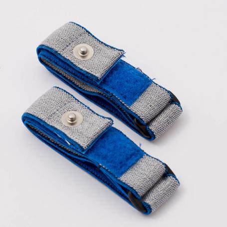 Armelektroden blau/grau für TimeWaver, Healy oder andere Frequenzgeräte