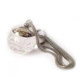 Gabriele Iazzetta - Harmoniekugelkette Silber