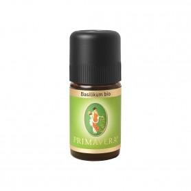 Primavera® Ätherische Öle - Basilikum bio 5 ml