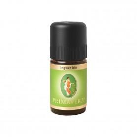 Primavera® Ätherische Öle - Ingwer bio 5 ml