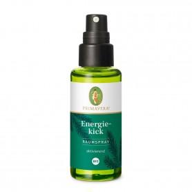 Primavera® Raumspray - Energiekick Raumspray bio 50 ml