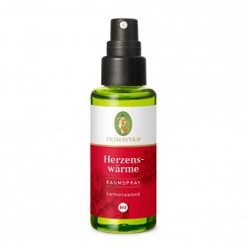 Primavera® Raumspray - Herzenswärme Raumspray bio 50 ml