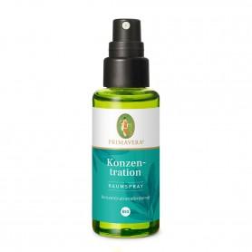 Primavera® Raumspray - Konzentration Raumspray bio 50 ml