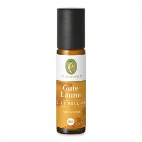 Primavera® Duft Roll-On - Gute Laune Duft Roll-On bio 10 ml