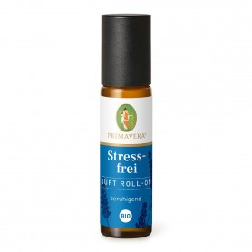 Primavera® Duft Roll-On - Stressfrei Duft Roll-On bio 10 ml